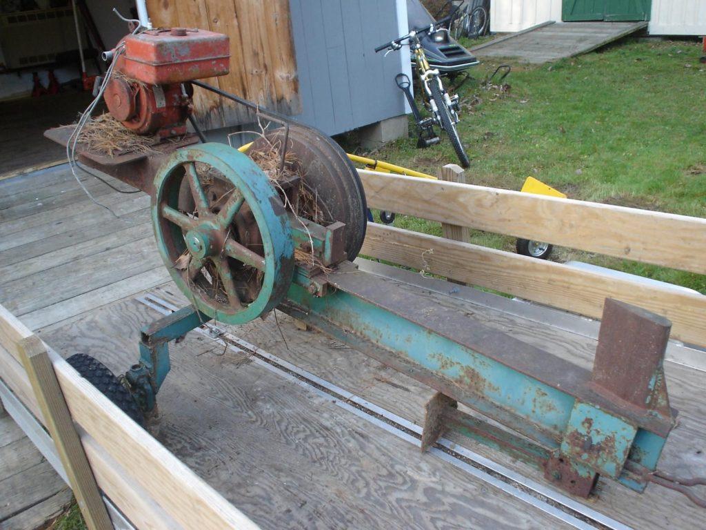 Cheap Log Splitter