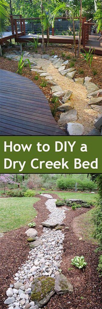 The Simple Dry Creek Bed