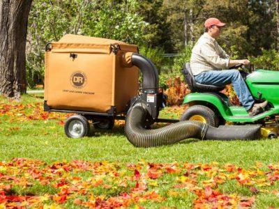 Dr Lawn Vacuum Vs Cyclone Rake