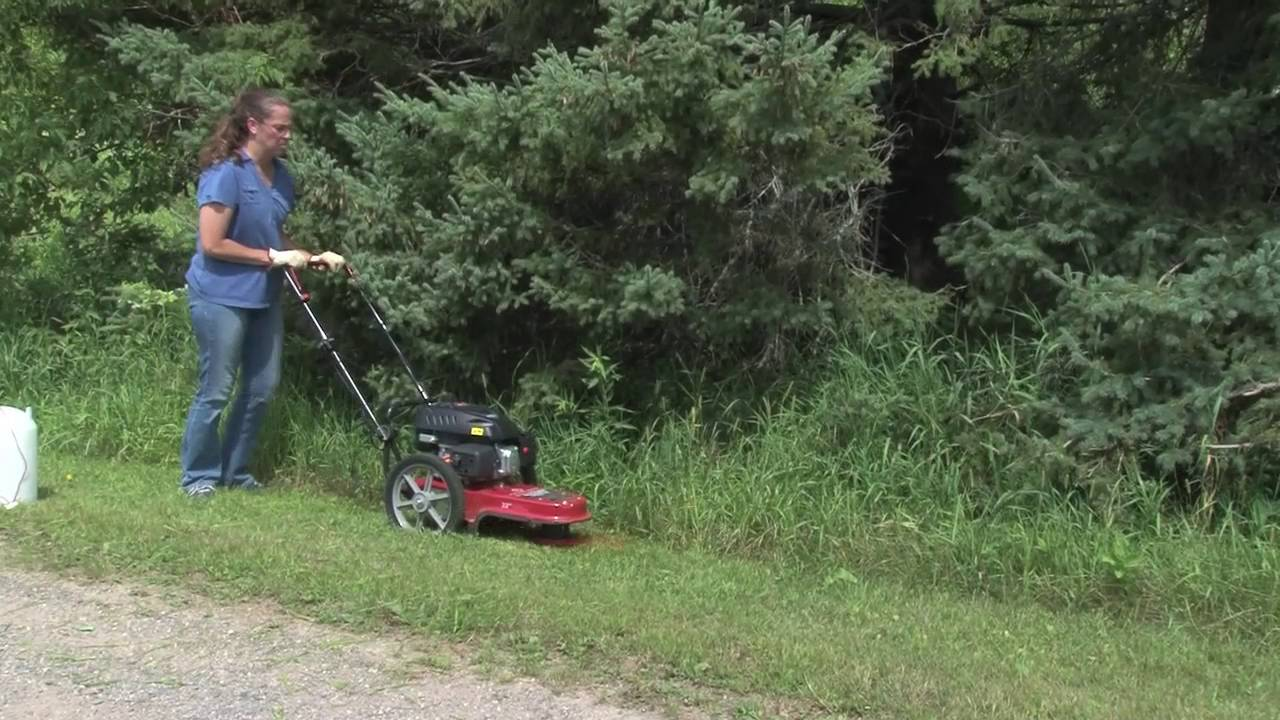 Fields Edge M220 String Mower Review