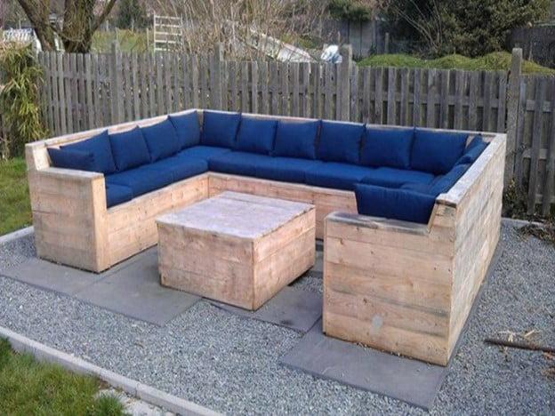 Garden Corner Sofa