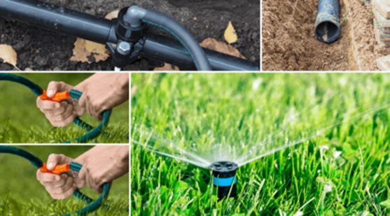 How A Lawn Sprinkler System Works