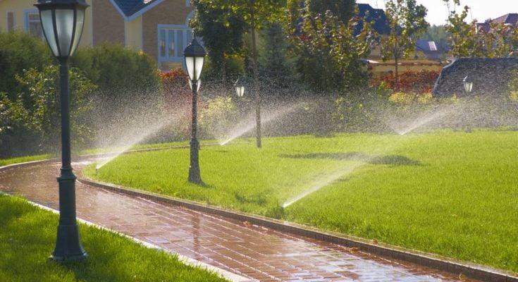 How Do Sprinkler Systems Work?