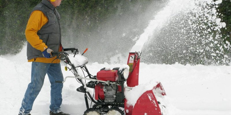 How to Start a Snow Blower