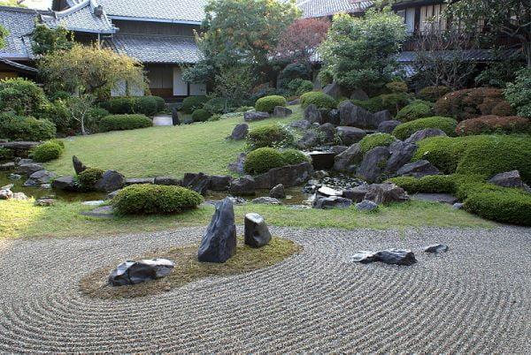 Japanese Garden Just Rock Lover