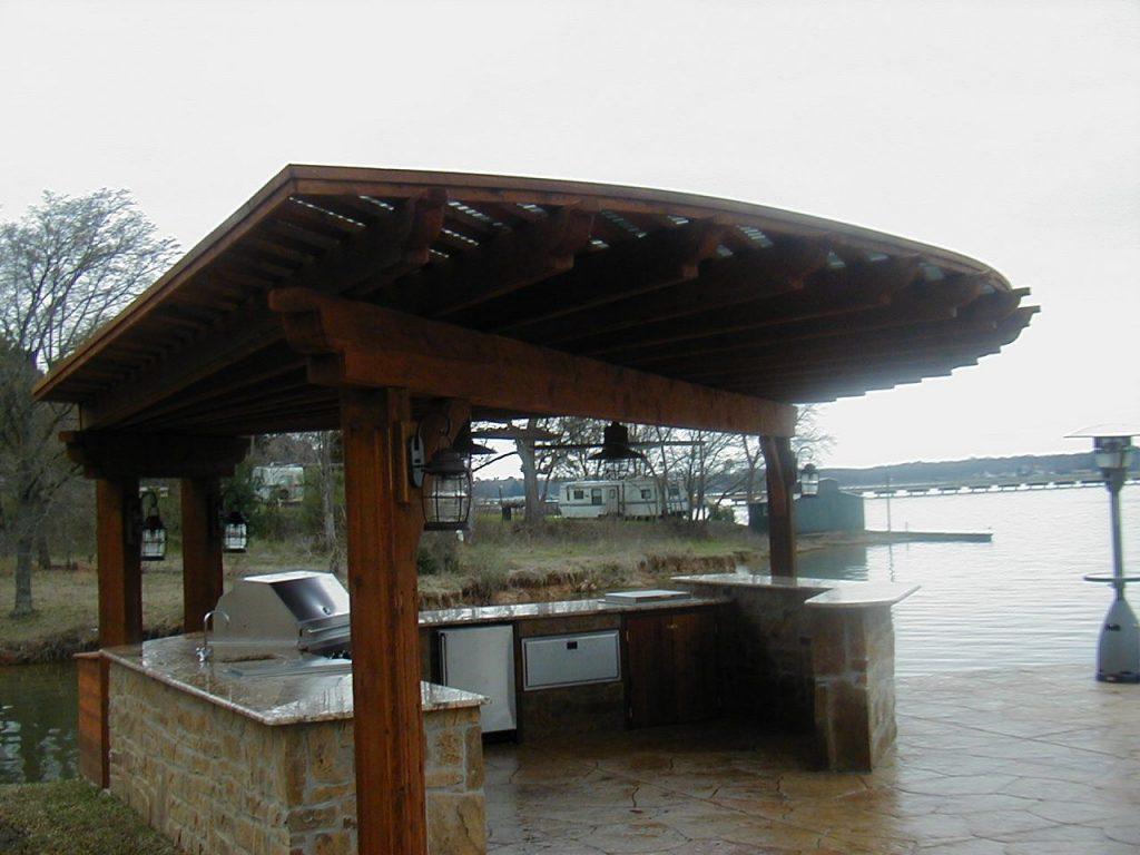 Lakefront Kitchen