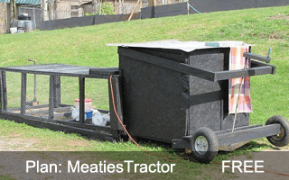Meaty Tractor