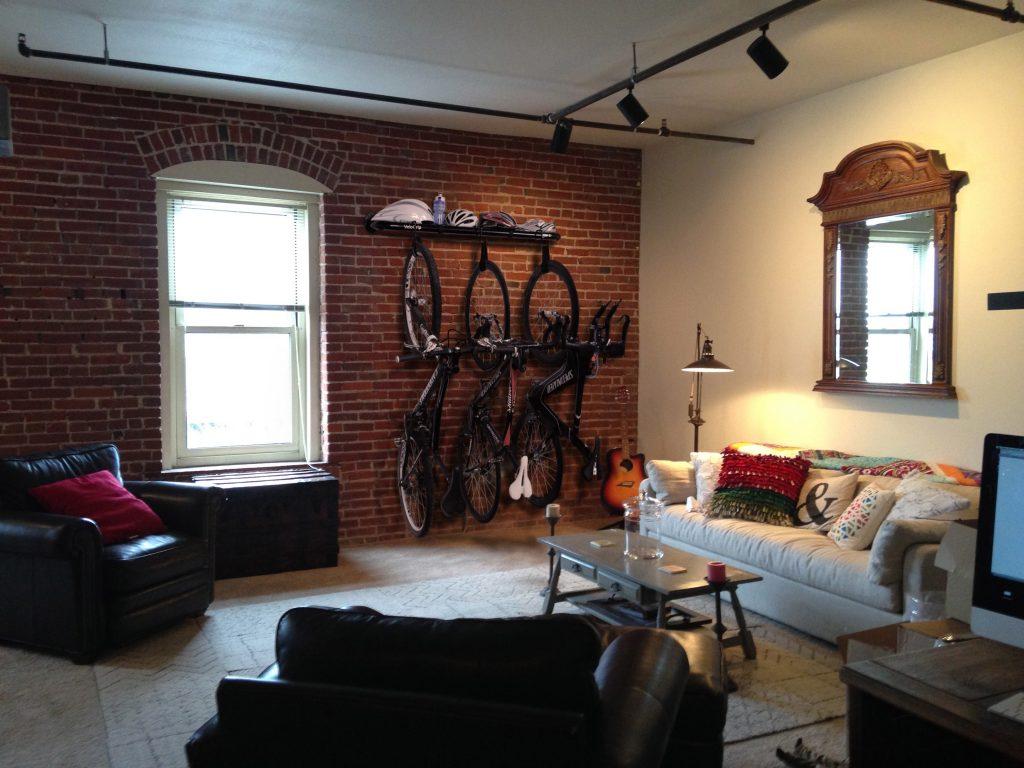 Multiple Bike Storage Holding Grip