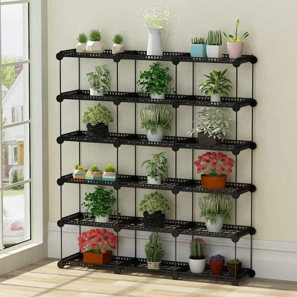 Multiple Plants Stand