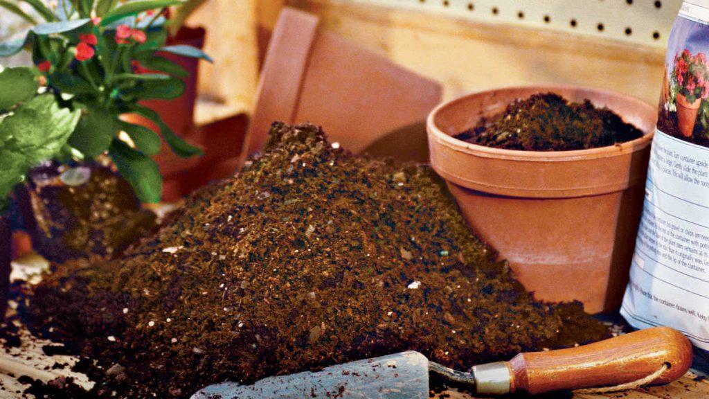 Potting-Soil