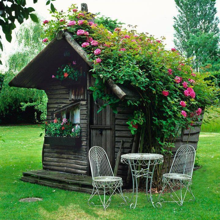 Romantic Farmhouse