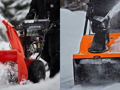 Snowblower Vs. Snow Thrower:  Which One is Better?