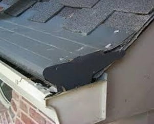 Surface Tension Gutter Guards