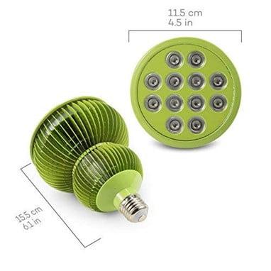TaoTronics LED Grow Light Size