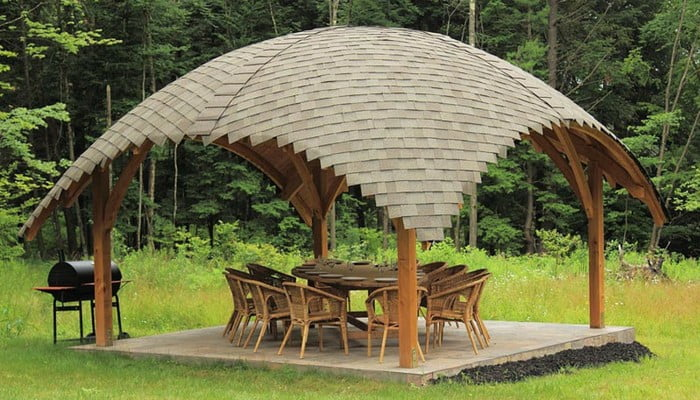 Traditional Gazebo Design