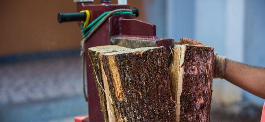 Types-of-Log-Splitters