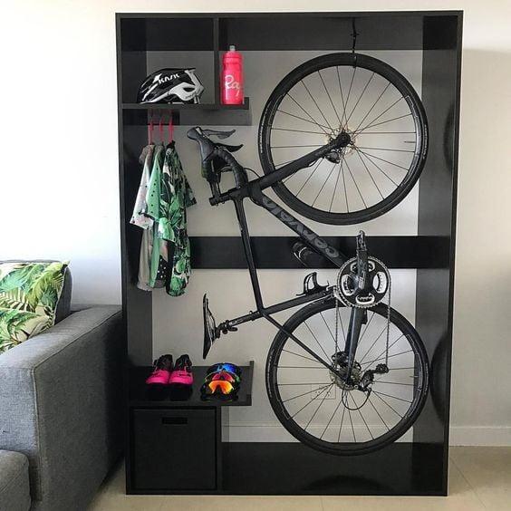 Vertical Bike Storage Rack 2