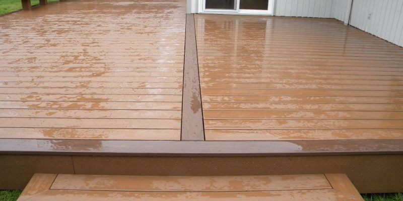 What Are The Financial Benefits of Composite Decking? - Freedom Fence & Deck